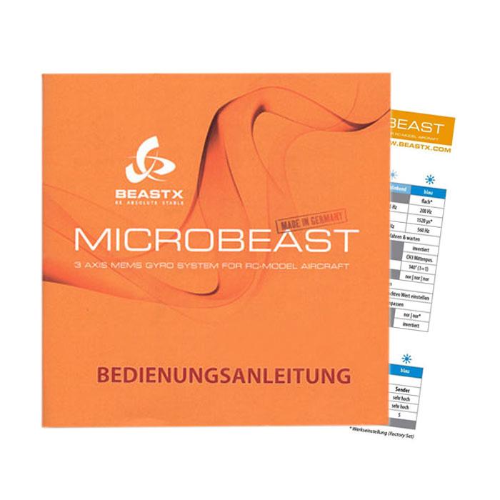 MICROBEAST Plus BEASTX BXM76400 - freakware
