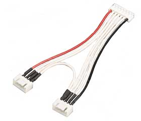 stock e revo lipo wiring diagram page 3 then use this type of cable for the cell adaptor